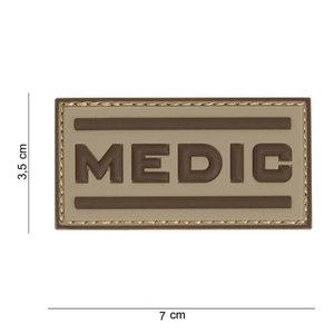 101 Inc. 101 Inc. Embleem 3D PVC Medic - 12038