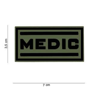 101 Inc. Embleem 3D PVC Medic - 12037