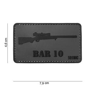 101 Inc. Embleem 3D PVC BAR 10 - 15083