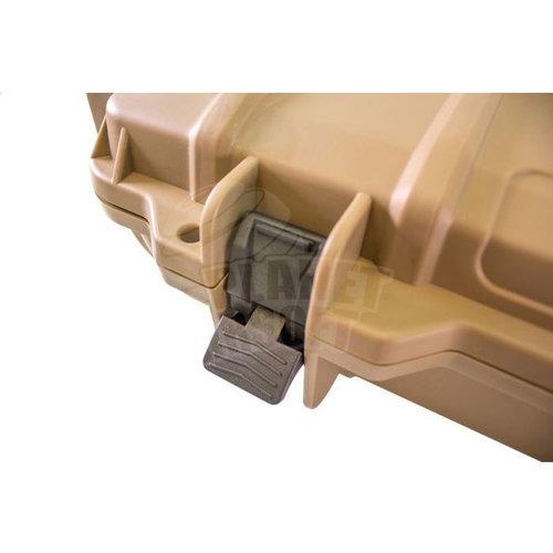 Nuprol Hard Case Small Wave Foam : Olive Drap