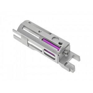 COWCOW Technology B02 Blowback Housing (Piston Head ver.) for Hi-Capa : Chroom