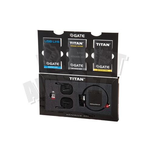 Gate Electronics Gate Titan V2 Advanced Set Rear Wired
