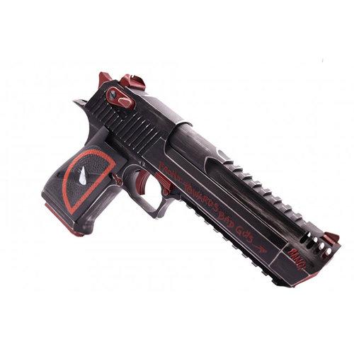 Cyber Gun Custom Magnum Research Inc. Desert Eagle 50AE GBBP + 2 extra Spare Mags