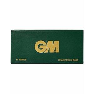 GM (Gunn & Moore) GM scorebook 60 innings