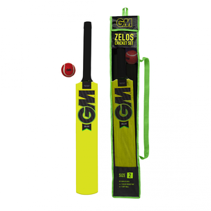 GM (Gunn & Moore) Cricket set Zelos size 2 (4-6 year)