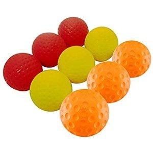 Bola bowling machine balls (yellow)