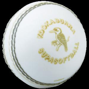 Kookaburra K8 Super Softaball junior white