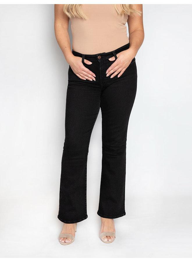 Bootcut Jeans - Zwart