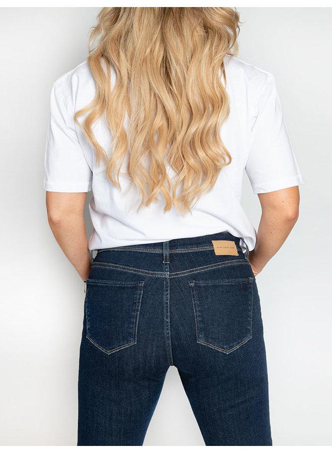 Bootcut Jeans - Blauw