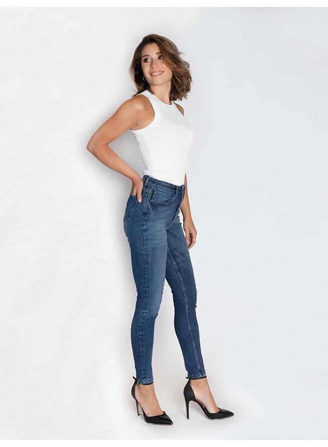 Skinny Jeans - Blauw