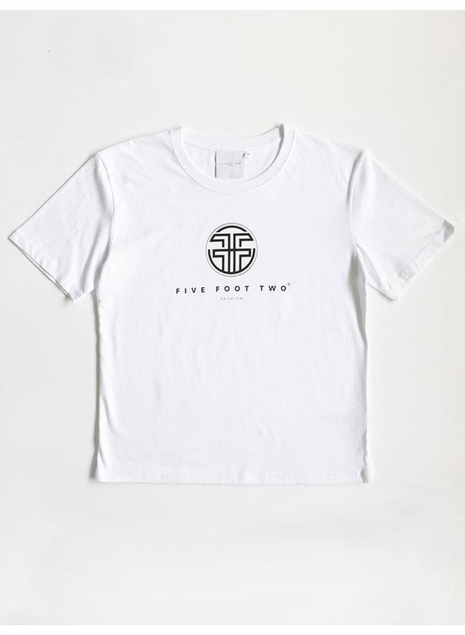 Dames T-shirt Wit