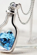 Matrioška Ciondolo dell'argento sterlina San Valentino
