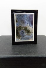 Gem stone pendant Natural Ocean Jasper