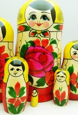 Matryoshka dolls - Russian Stacking or Nesting Dolls