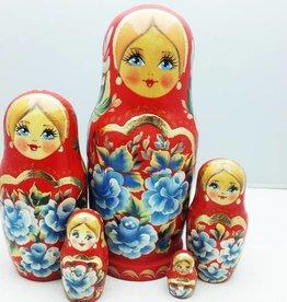 Matryoshka (5) 18-20cm