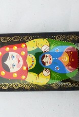 Matryoshka eyeglass case