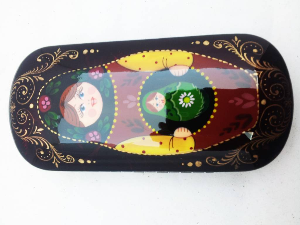 Matrioska caja de gafas