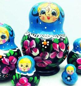 Matryoshka -12cm (3)