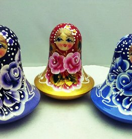 Matryoshka Tumbler Toy