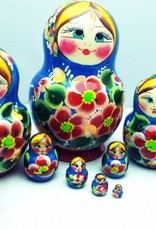 Matryoshka (M10 pieces) 14cm high