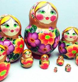 Boneca Rusa M3 13-14 cm
