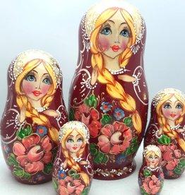 Matroesjka CollectionM5 18cm