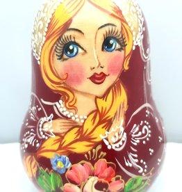 Matryoshka Tumbler Toy 15cm