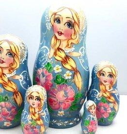 Les poupées russes ou matriochkas