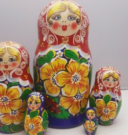 Matroschka (5) 16-18 cm