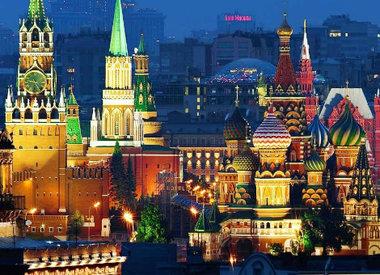 En unik, eksklusiv kulturtur til Moskva