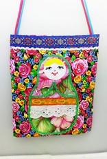 Russian dolls Handbag
