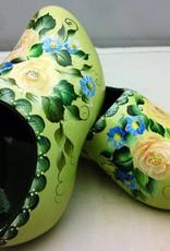 Originales zuecos pintados a mano 18-20cm (2 piezas)
