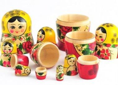 Shop Matryoshka dollsl