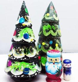 Matroesjka Kerst Deco