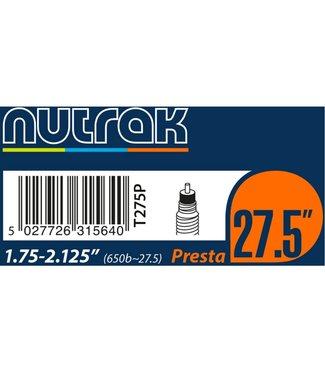 Nutrak Nutrak Inner Tube 27.5 x 1.75-2.125 Presta