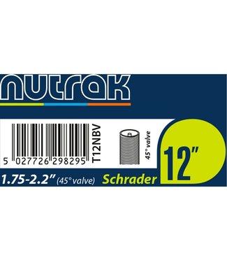 Nutrak Nutrak Inner Tube 45 Degree 12 x 1.75-2.2 Schrader