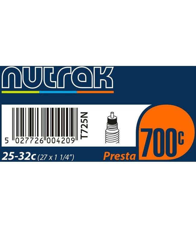 Nutrak Nutrak Inner Tube 700 x 25-32c Presta