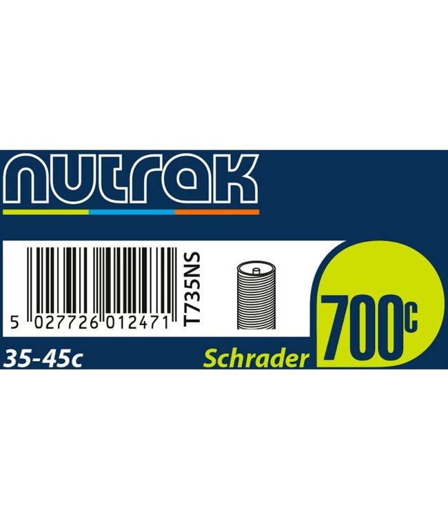 Nutrak Nutrak Inner Tube 700 x 35-45c Schrader