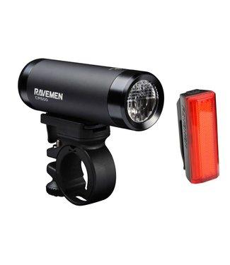 Ravemen Ravemen CR500 + TR20 Light Set