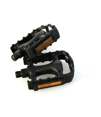 M:Part M:Part Black Resin 9/16 Pedals
