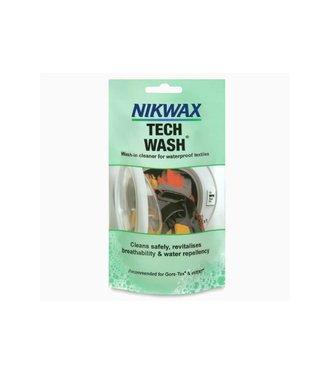 NikWax Nikwax Tech Wash 100ml Pouch