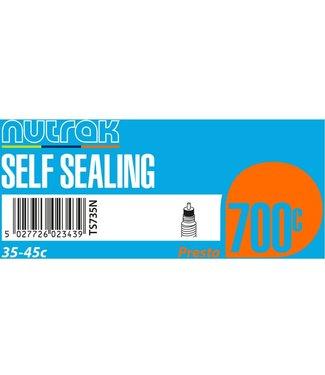 Nutrak Nutrak Self Sealing Inner Tube 700 x 35-45c Presta