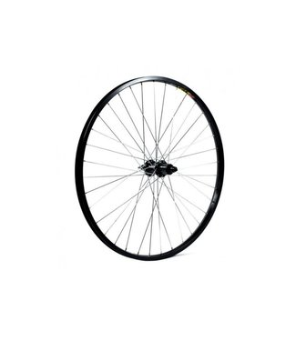 "KX KX MTB 26"" Single Wall Q/R Screw-On Rear Wheel Black"
