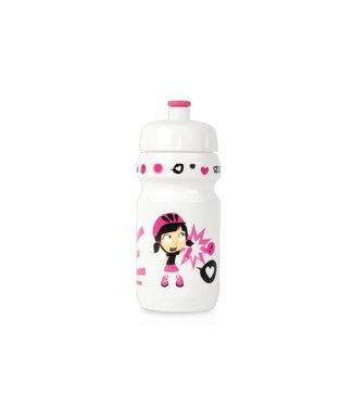 Zefal Zefal Little Z Girl with Clip Bottle