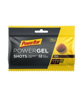 PowerBar PowerBar PowerGel Shots Cola