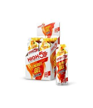 High5 HIGH5 Energy Gel + Caffeine Orange