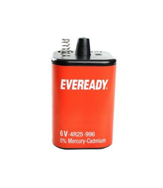 Eveready Eveready PJ996 Silver Battery 6V