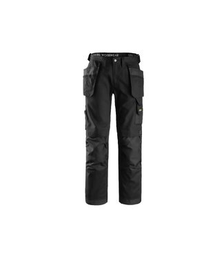 Snickers Snickers 3214  Craftsmen Trousers  Canvas+ Holster Pockets