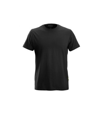 Snickers Snickers Classic Black T-Shirt