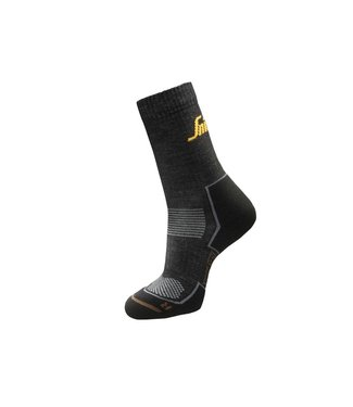 Snickers Snickers Cordura Wool Mid Sock 2 Pack EU 45-48